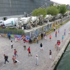 Les Immobiles - Pantin  5/07/2018